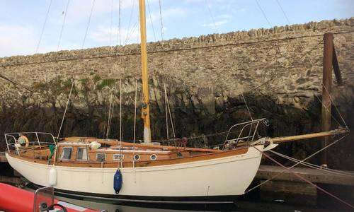 Image of 30ft. SEACRAFT BERMUDIAN CUTTER for sale in United Kingdom for £13,950 Northern Ireland, United Kingdom