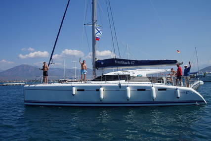 Catamarans Nautitech 47 for sale in Turkey for £263,000