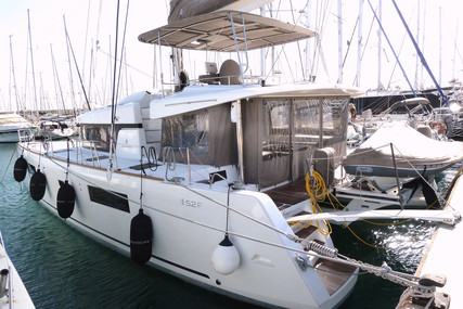 Lagoon 52 F for sale in Spain for €1,050,000 (£905,750)