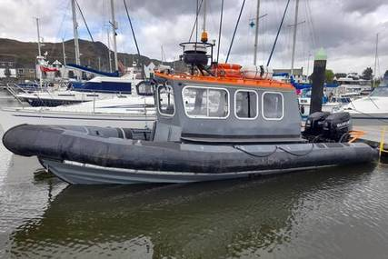 Halmatic Arctic 28 Cabin RIB for sale in United Kingdom for £81,995