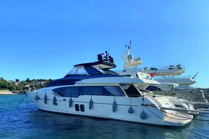 Sanlorenzo SL86 M/Y TAIJI for sale in Netherlands for €4,500,000 (£3,874,034)