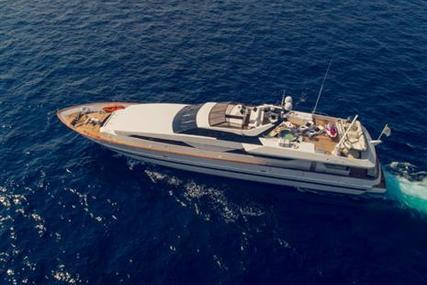 Baglietto 120 for sale in Greece for €1,100,000 (£953,016)