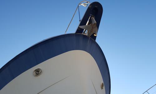 Image of Hatteras Long Range Cruiser for sale in France for €250,000 (£213,513) Antibes, France