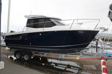 Jeanneau Merry Fisher 695 for sale in Spain for €34,000 (£29,347)