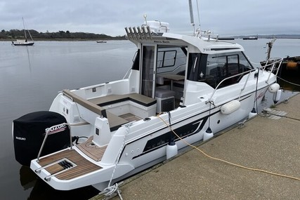 Jeanneau Merry Fisher 795 for sale in Spain for €32,000 (£27,621)