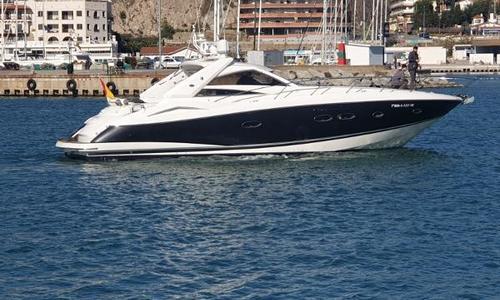 Image of Sunseeker Portofino 53 for sale in Spain for €300,000 (£260,768) Ibiza, Spain