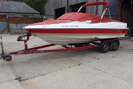 Regal 1800 Bowrider for sale in United Kingdom for £12,995