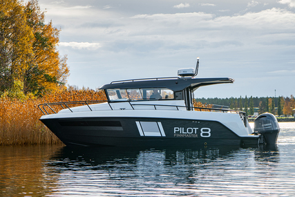 Finnmaster Cabin Pilot 8 for sale in United Kingdom for £162,085
