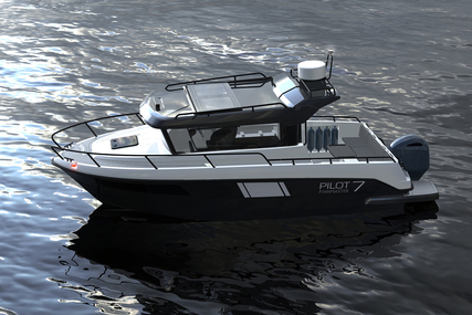 Finnmaster Cabin Pilot 7 weekend for sale in United Kingdom for £82,096