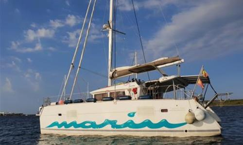 Image of Lagoon 400 for sale in Spain for €320,000 (£277,241) Garraf, Spain