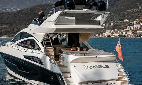 Image of Sunseeker 68 Sport Yacht for sale in Montenegro for £1,295,000 Porto Montengro, Montenegro