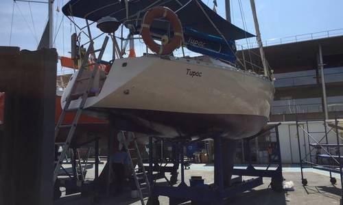 Image of Beneteau First 30 E for sale in Spain for €27,000 (£23,131) Barcelona, Spain