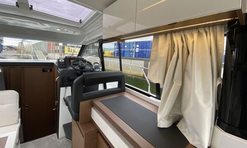 Image of Jeanneau NC 33 for sale in United Kingdom for £297,000 Brightlingsea, United Kingdom