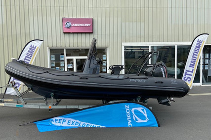 Zodiac Pro 550 for sale in France for €34,000 (£29,284)
