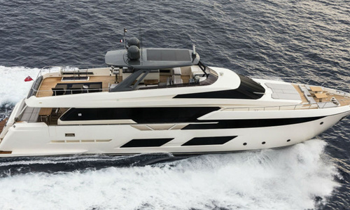 Image of Ferretti 920 for sale in France for €5,995,000 (£5,135,036) Mediterranean southern , France