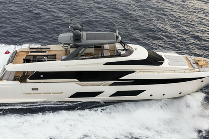 Ferretti 920 for sale in France for €5,995,000 (£5,204,445)