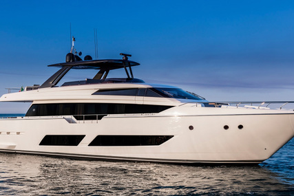 Ferretti 850 HT for sale in France for €3,590,000 (£3,092,002)