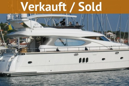 Elegance Yachts 64 Garage Stabis for sale in Germany for €865,000 (£750,933)