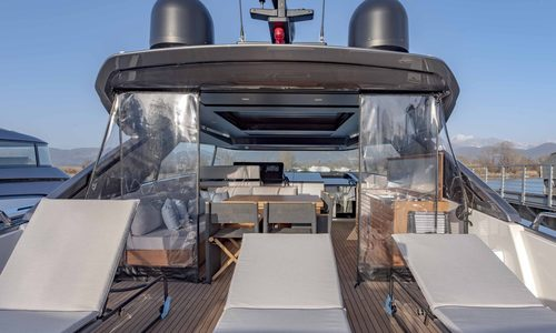 Image of Sanlorenzo SX76 #44 for sale in Netherlands for €5,208,850 (£4,453,683) Netherlands