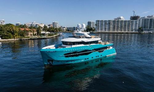 Image of Numarine 32XP for sale in United States of America for $11,150,000 (£7,913,863) Fort Lauderdale, FL, United States of America