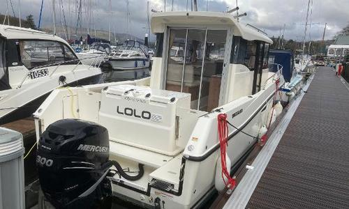 Image of Quicksilver 905 for sale in United Kingdom for £89,995 Bowness-on-Windermere, United Kingdom