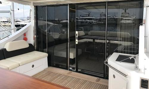 Image of Azimut Yachts 55 S for sale in Montenegro for €759,000 (£650,592) Montenegro