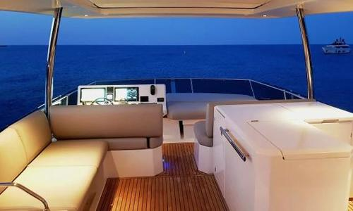 Image of Prestige 630 for sale in Cyprus for €1,600,000 (£1,370,274) Cyprus