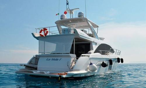 Image of Azimut Yachts 50 for sale in Malta for €1,200,000 (£1,032,533) Malta