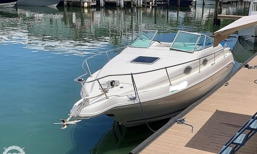 Image of Sea Ray 250 Sundancer for sale in United States of America for $14,250 (£10,114) Pompano Beach, Florida, United States of America