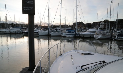 Image of Sealine F42-5 for sale in United Kingdom for £219,950 Weymouth, United Kingdom