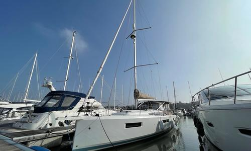 Image of Jeanneau Sun Odyssey 440 for sale in United Kingdom for £289,950 Swanwick, United Kingdom