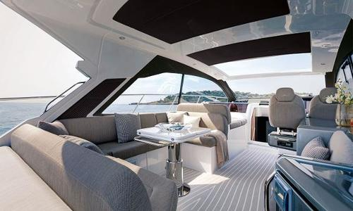 Image of Azimut Yachts Atlantis 51 for sale in Greece for €745,000 (£637,482) Athens, Greece