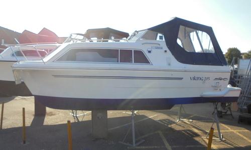 Image of Viking 215 for sale in United Kingdom for £39,350 East Midlands, Nottingham, United Kingdom
