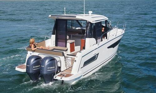 Image of Jeanneau Merry Fisher 895 for sale in United Kingdom for £131,464 Swanwick, United Kingdom