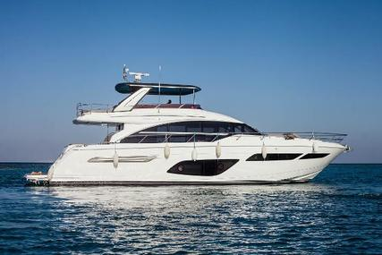 Princess F70 for sale in Egypt for £2,150,000