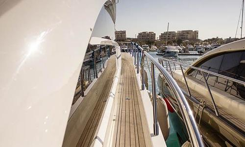 Image of Princess F70 for sale in Egypt for £2,150,000 El Gouna, Egypt