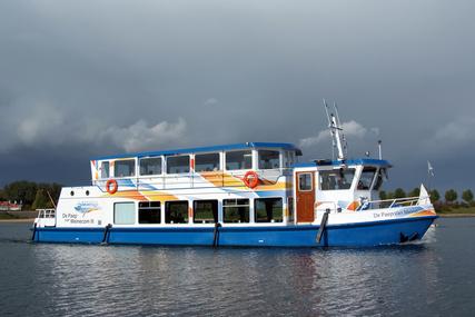 Passagiersschip / Partyschip 120 Pers for sale in Belgium for €195,000 (£168,132)