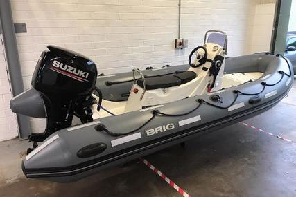 Brig Falcon 450HS Safety Boat for sale in United Kingdom for £14,995
