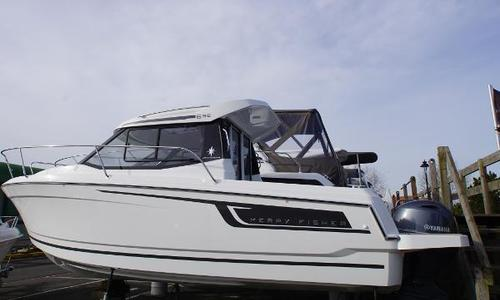 Image of Jeanneau Merry Fisher 695 for sale in United Kingdom for £69,950 Burton Waters, United Kingdom
