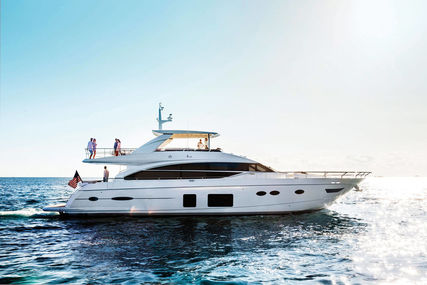 Princess 82 for sale in Netherlands for €2,500,000 (£2,168,689)