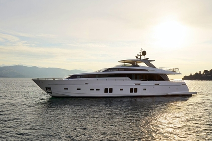 Sanlorenzo SL106 M/Y Dinaia for sale in Netherlands for €7,450,000 (£6,480,684)