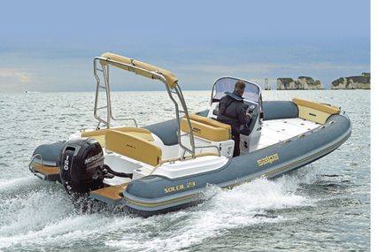 Salpa Soleil 23 Rib *Ex Demo* in Stock* On the Water Package for sale in United Kingdom for £54,950