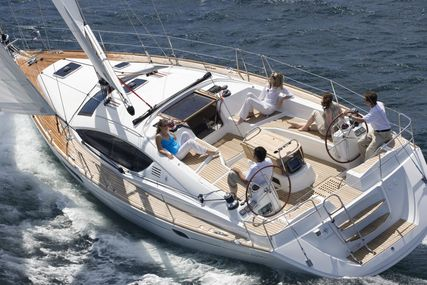 Jeanneau Sun Odyssey 45 DS for sale in France for €160,000 (£136,602)