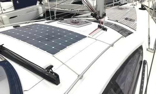 Image of Jeanneau Sun Odyssey 45 DS for sale in France for €160,000 (£136,185) France