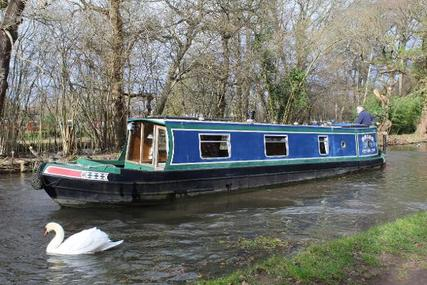 Peter Nicholls Steelboats 42' Narrowboat for sale in United Kingdom for £33,950