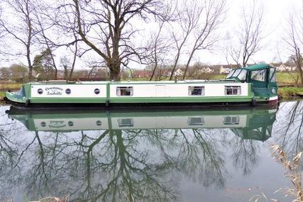 Wide Beam Narrowboat Reeves 65 x 11 Fit out by Kirton Narrowboats for sale in United Kingdom for £134,950