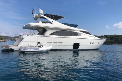 Ferretti 731 for sale in Croatia for €1,090,000 (£939,866)