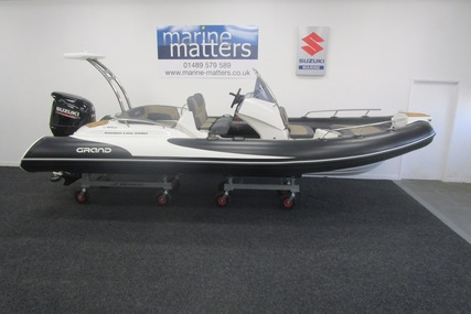 Grand G580 RIB for sale in United Kingdom for £44,995