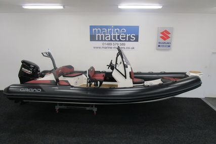 Grand DRIVE D600 RIB for sale in United Kingdom for P.O.A.