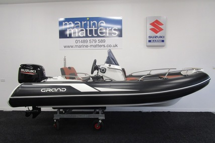 Grand G420 RIB for sale in United Kingdom for £21,995